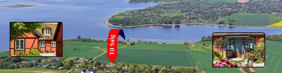 Idyllisk landejendom Nordsjælland